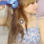 Cómo ondular el cabello