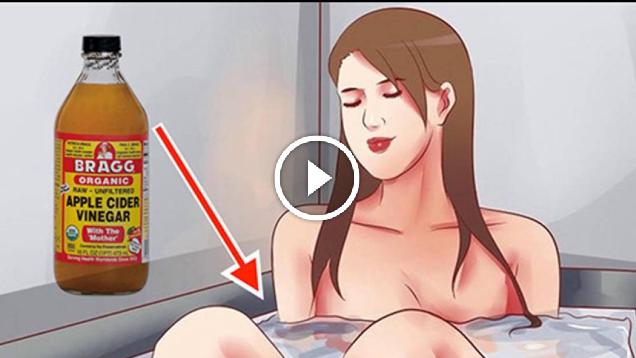 beneficios de bañarse con vinagre de manzana